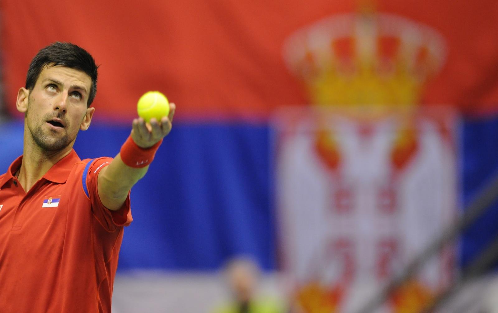 Dejvis kup: Srbija u četvrtfinalu igra protiv Velike Britanije