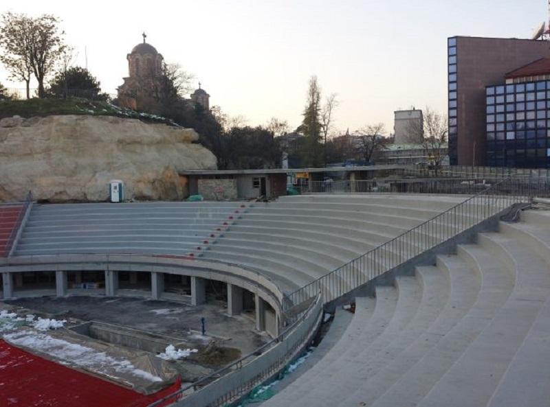 Srbija čeka Britance u kamenolomu? Spektakl u najavi na renoviranom stadionu! (FOTO)