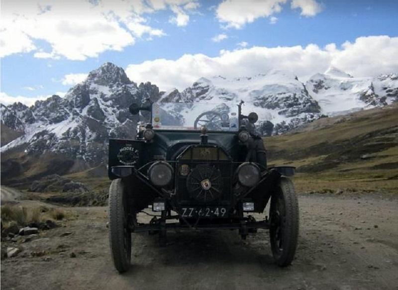 Put oko svijeta u automobilu starom 100 godina