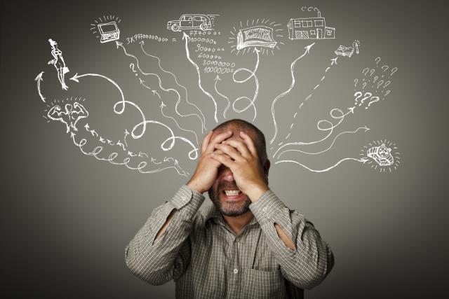 Stres će nam uništiti mozak