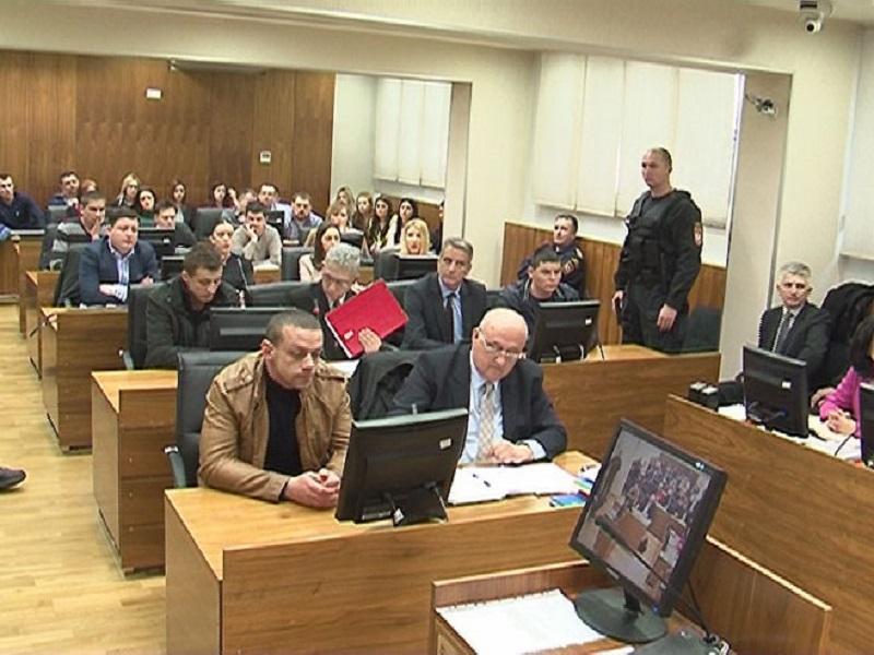 Suđenje Pikuli i još dvojici osumnjičenih za ubistvo Marka Đerića