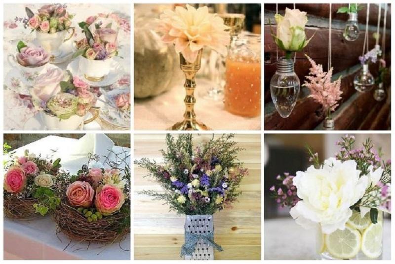 Proljeće pred vratima: Neobični cvjetni aranžmani kojima ćeš zadiviti goste