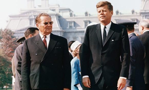 Tito Amerikancima prodao svemirski program?