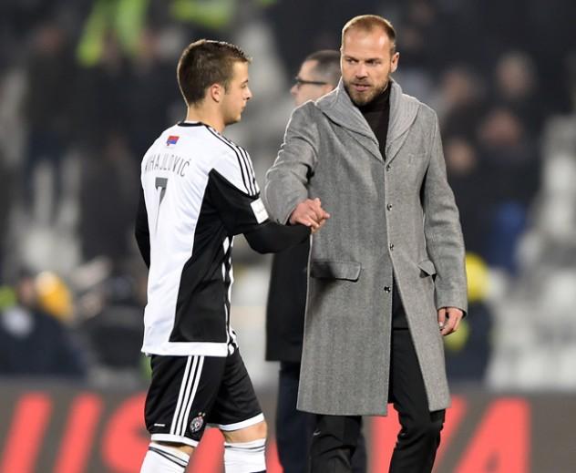 Partizan plaća milion dinara, Ivanu Tomiću kazna od dva mjeseca!