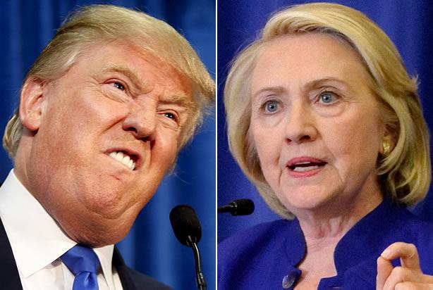 Super-utorak u Americi: Tramp i Hilari pobjednici