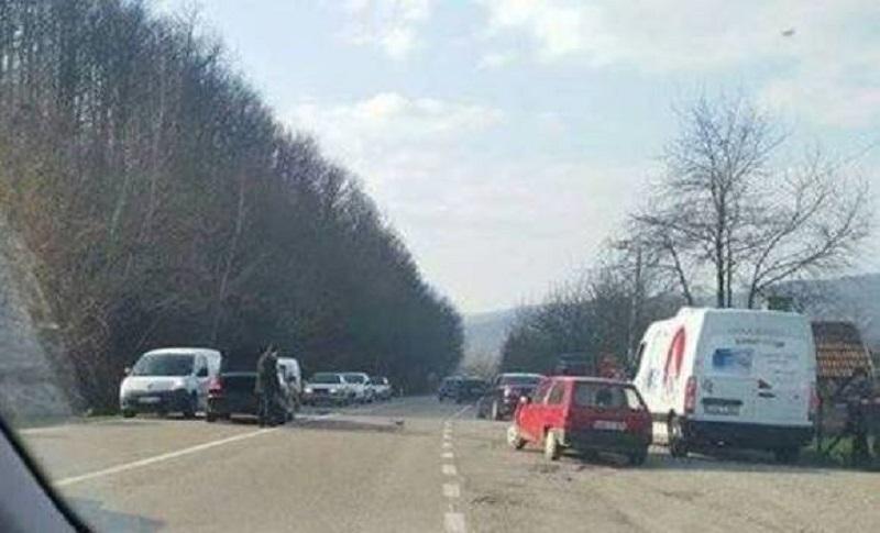 Udes na putu Banjaluka- Prijedor