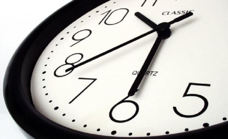 Ljetno računanje vremena počinje u nedjelju