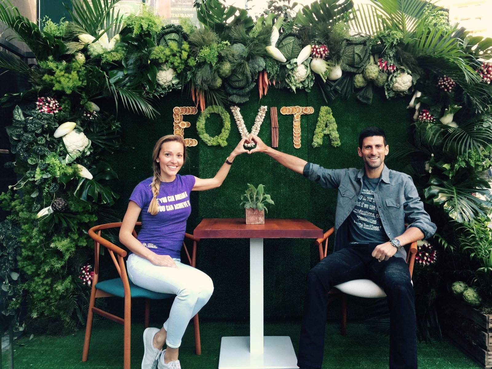 Jelena i Novak otvorili restoran zdrave hrane u Monaku! (foto)