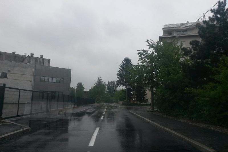 Završeni radovi u ulici od Gradskog olimpijskog bazena do Česme (FOTO)