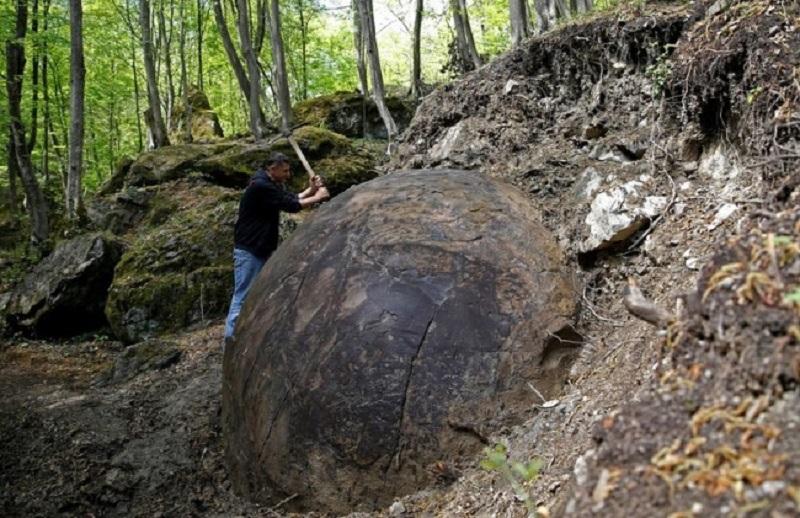 Najveća kamena kugla u Evropi pronađena u BiH