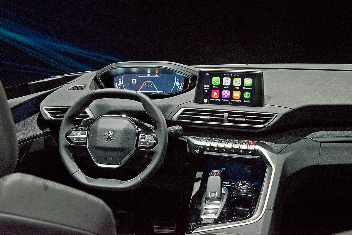Peugeot predstavio kokpit nove generacije