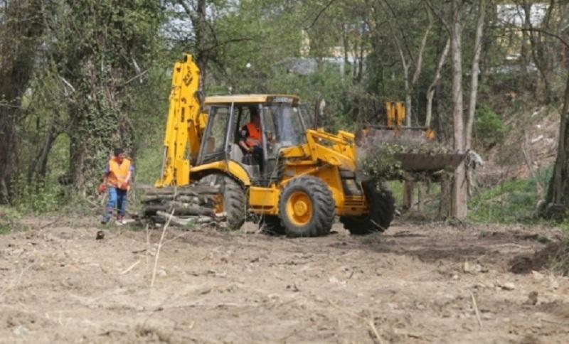 Banjaluka: Počela izgradnja turističkog kompleksa na Adi