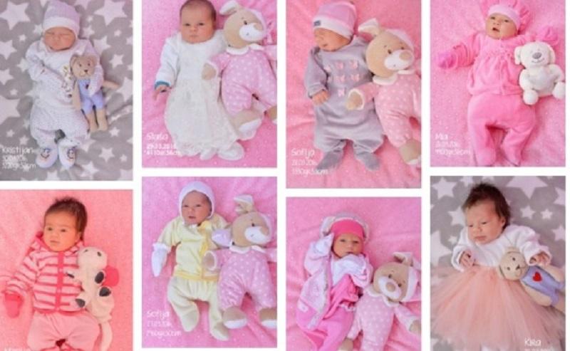 Porodilište na Paprikovcu: Besplatna prva fotografija novorođenčeta