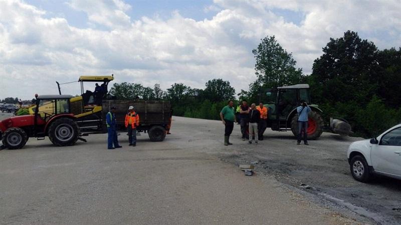 Prnjavorčanin blokirao izgradnju auto-puta