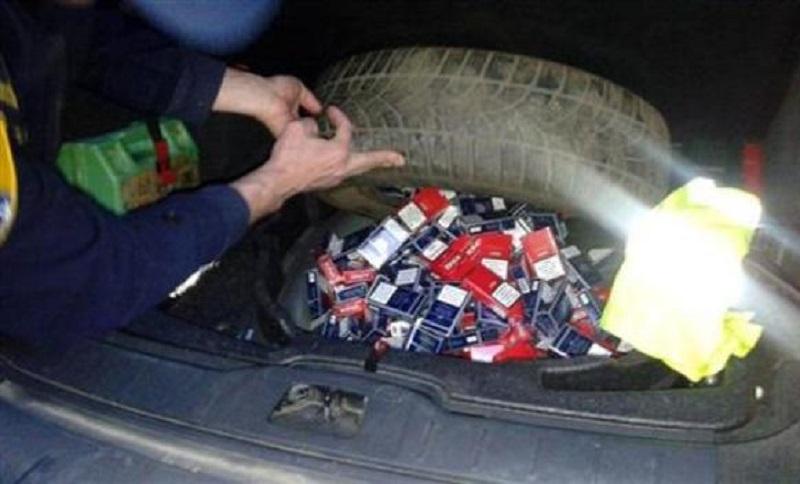 Spriječen šverc oko pet hiljada kutija cigareta (FOTO)