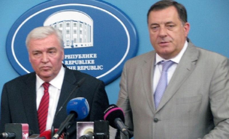 Dodik i Pavić: Vladajuća koalicija je stabilna