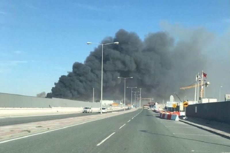 Doha: Požar u tržnom centru u izgradnji vrijednom 825 miliona dolara