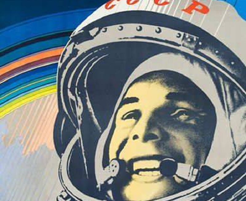 Jurij Gagarin — prvi čovek u svemiru