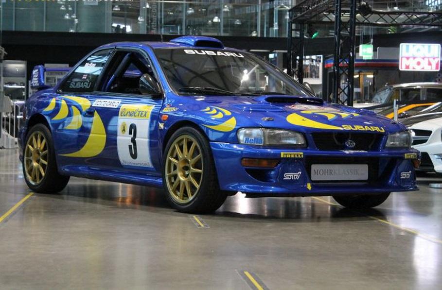 Subaru Impreza WRC Colina McRaea na prodaju