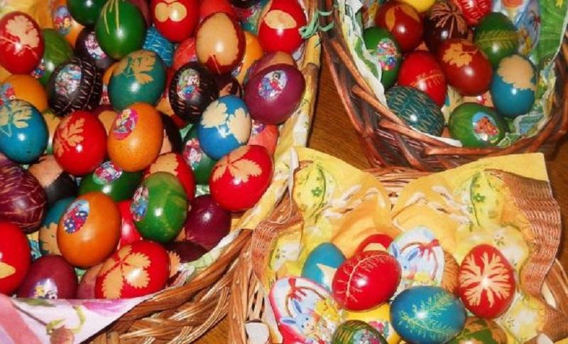 Koje boje za jaja nisu otrovne?