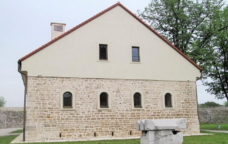 Otvorena Kamena zgrada i obnovljeni dio tvrđave Kastel (FOTO)