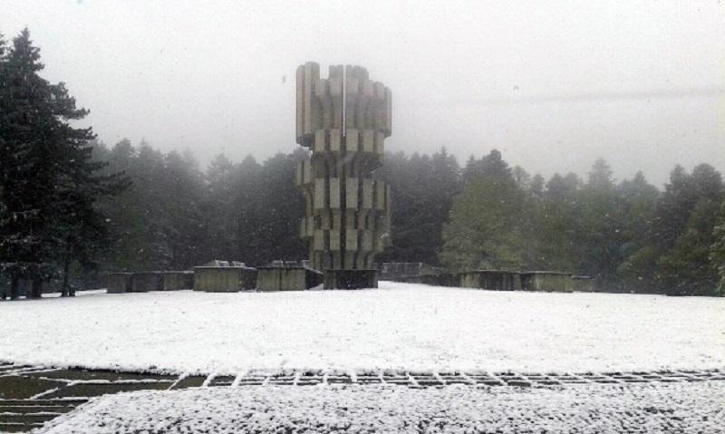 Kozara pod snijegom (FOTO)