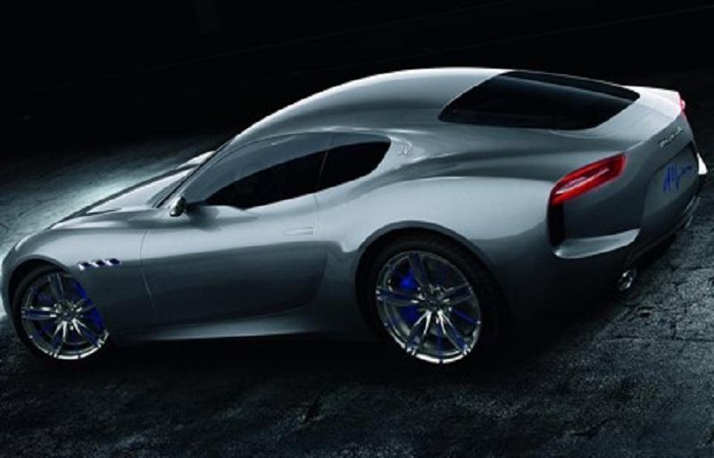 Maserati Alfieri voziće se na novoj platformi
