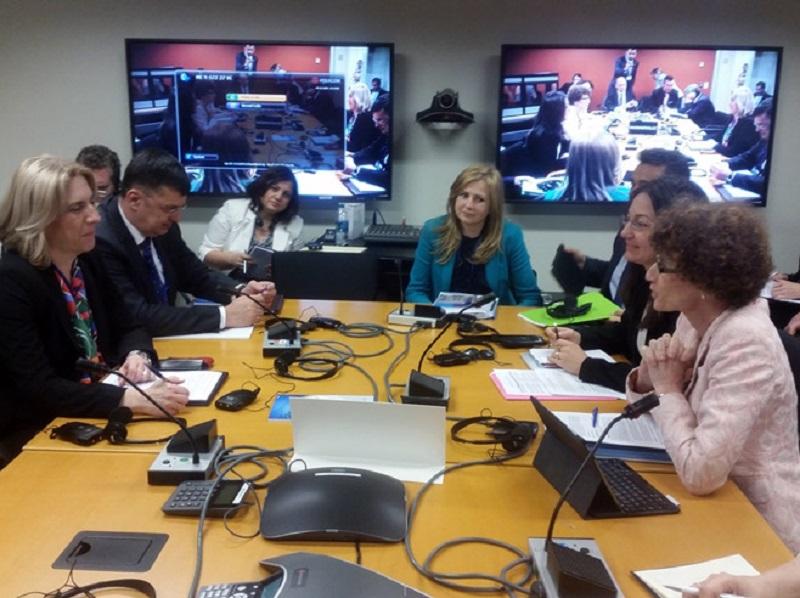 Cvijanovićeva danas sa predstavnicima Svjetske banke
