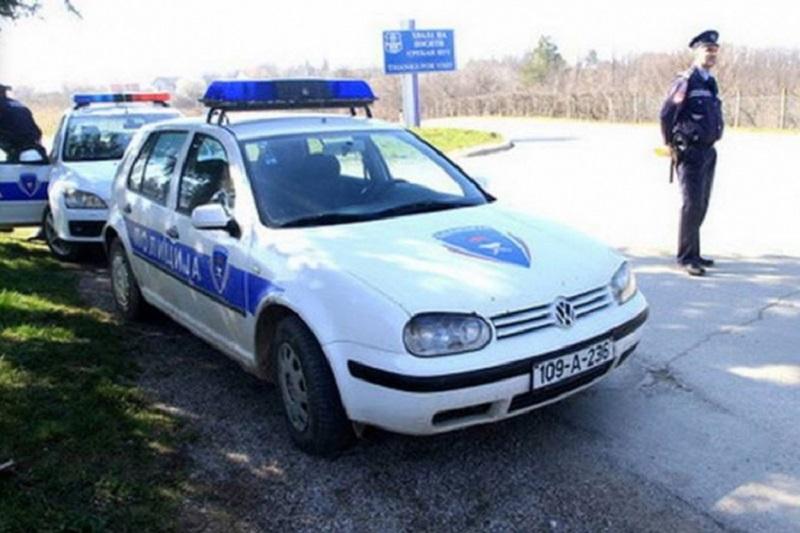 Pijani biciklista uhapšen u Bijeljini nakon što je izazvao nesreću