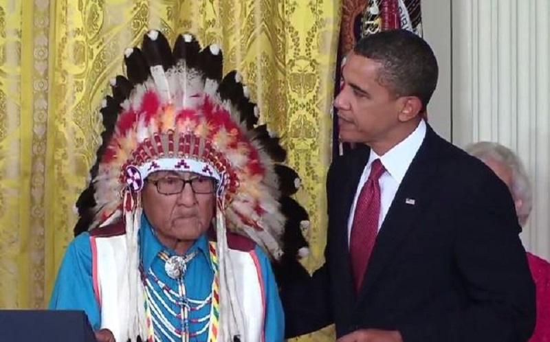Umro posljednji indijanski ratni poglavica