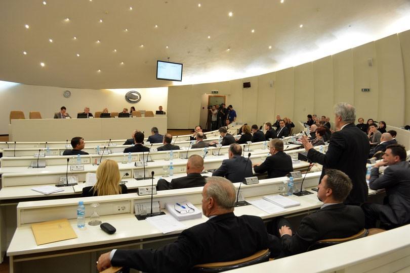 Oboren srpski prijedlog Zakona o Ustavnom sudu BiH