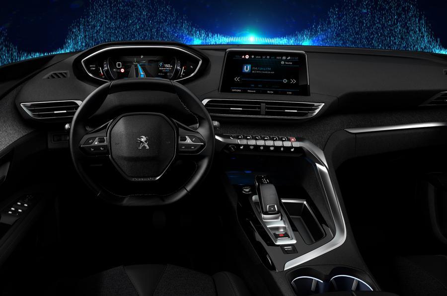 Zavirite u unutrašnjosti nove generacije Peugeot modela