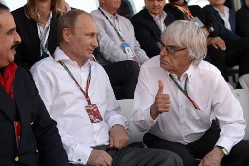 Eklston: Putin gubi vrijeme u Rusiji — treba da upravlja cijelom Evropom