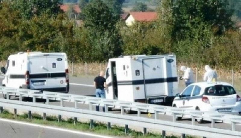 Detalji pljačke sa autoputa: Krenuli iz Dubice, pare zakopali na Kozari