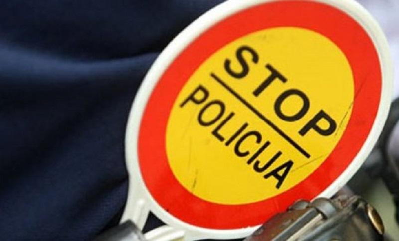 Obustava saobraćaja na putu Kola-Stričići