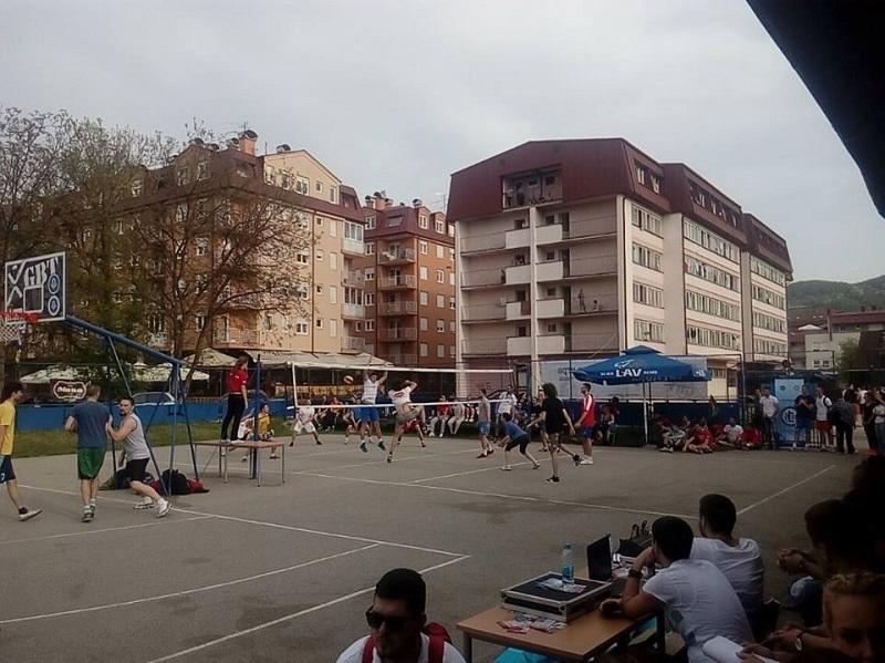 Dio atmosfere sa Studentskih sportskih igara (FOTO)
