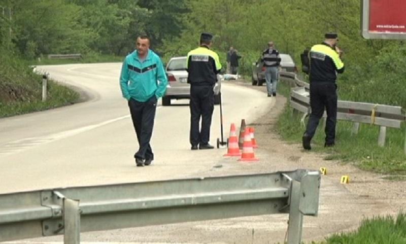 Dva automobila sletjela u Vrbas između Banjaluke i Jajca