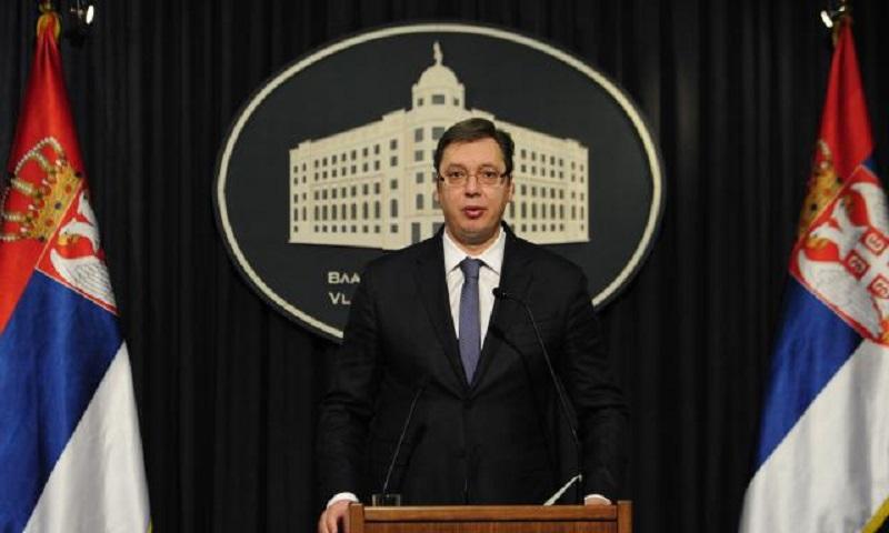 Vučić: Srbija neće dozvoliti da Hrvatska ucjenjuje i ponižava