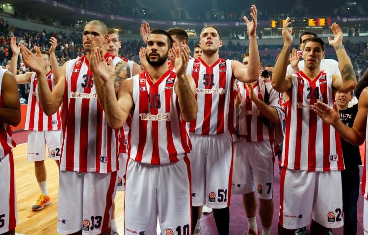 EL: CSKA – Zvezda, utorak od 19 časova