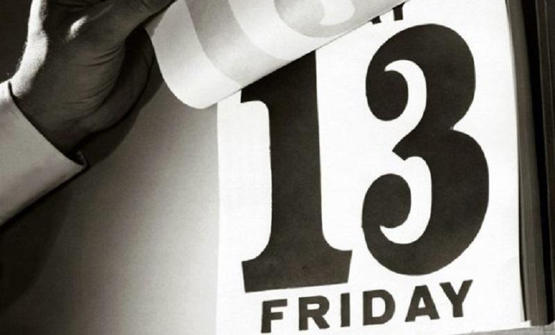 Zašto se petak 13. smatra baksuznim danom