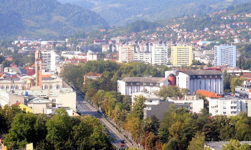 Banja Luka: Predložite novi izgled pojedinih ulica