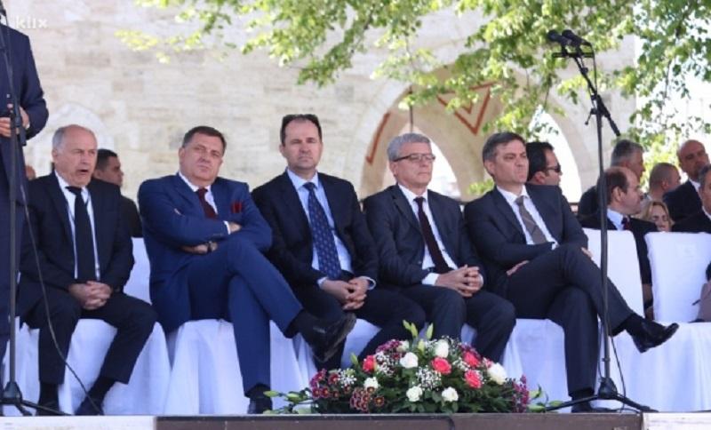 Dodik: Pokazali smo svoju trajnu opredijeljenost za mir