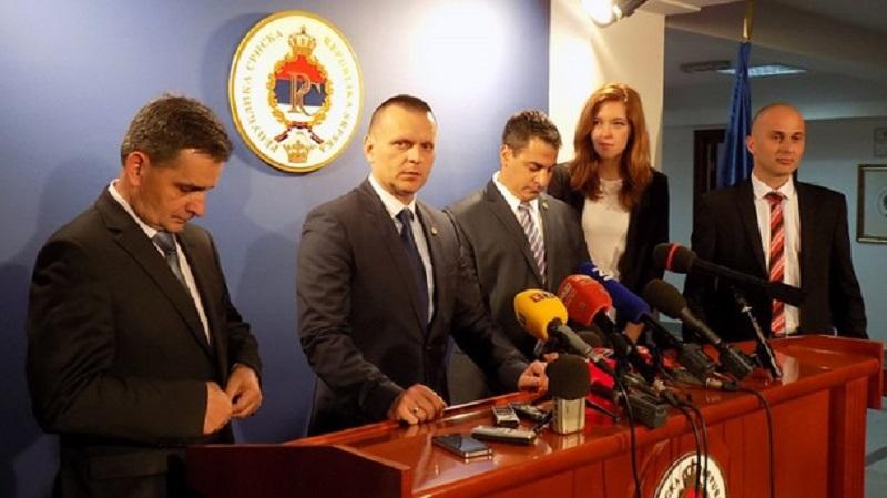 FBI odao priznanje Policiji Srpske