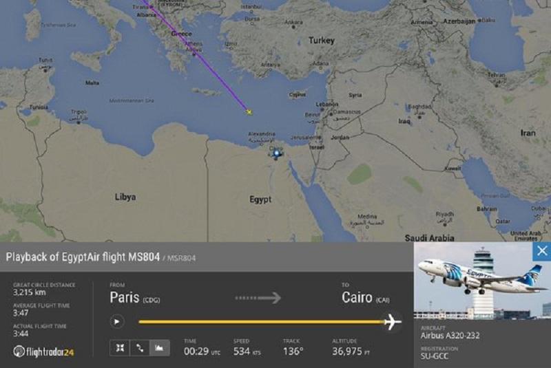 Nestao avion sa 66 putnika i članova posade