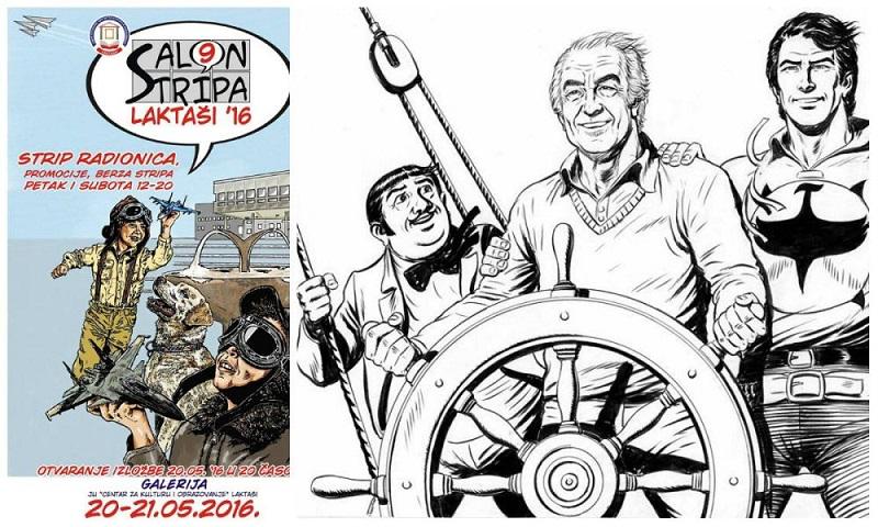 Laktaši: Počeo jedini festival stripa u BiH
