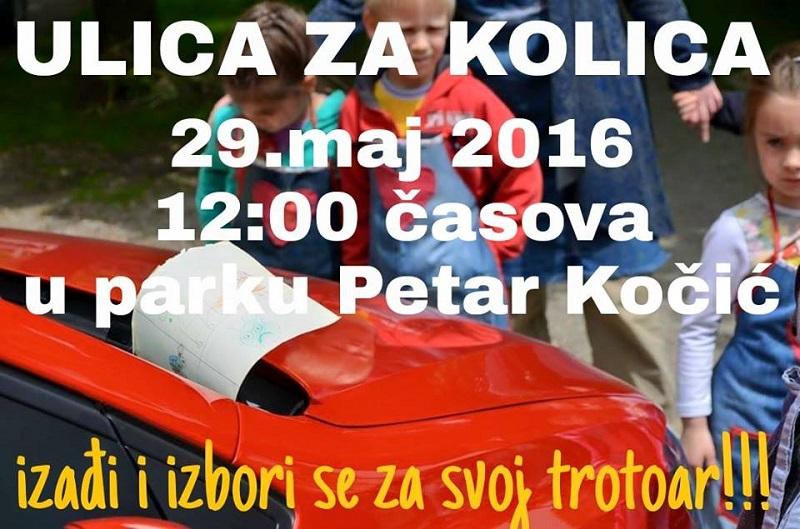 """Banja Luka: U nedjelju """"blokada ulica kolicima"""""""