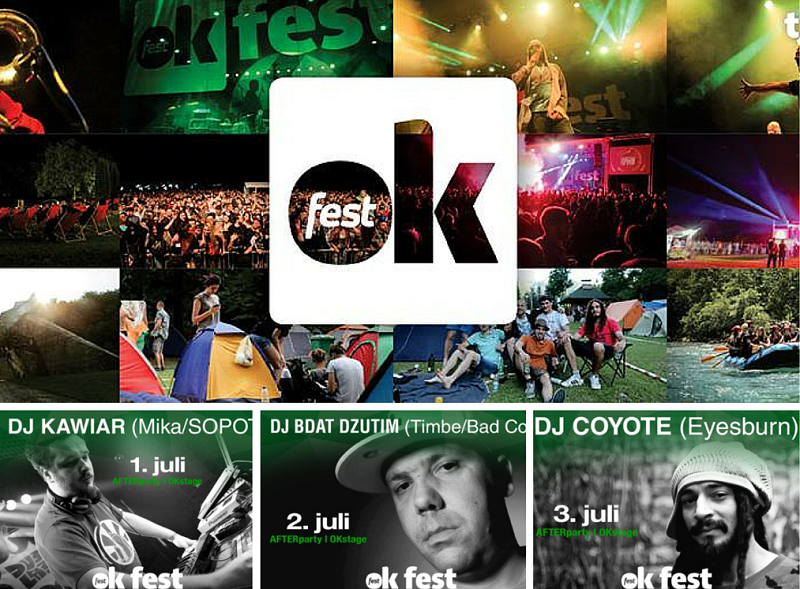 OK Fest – After party, spremni za još OK zabave na Tjentištu