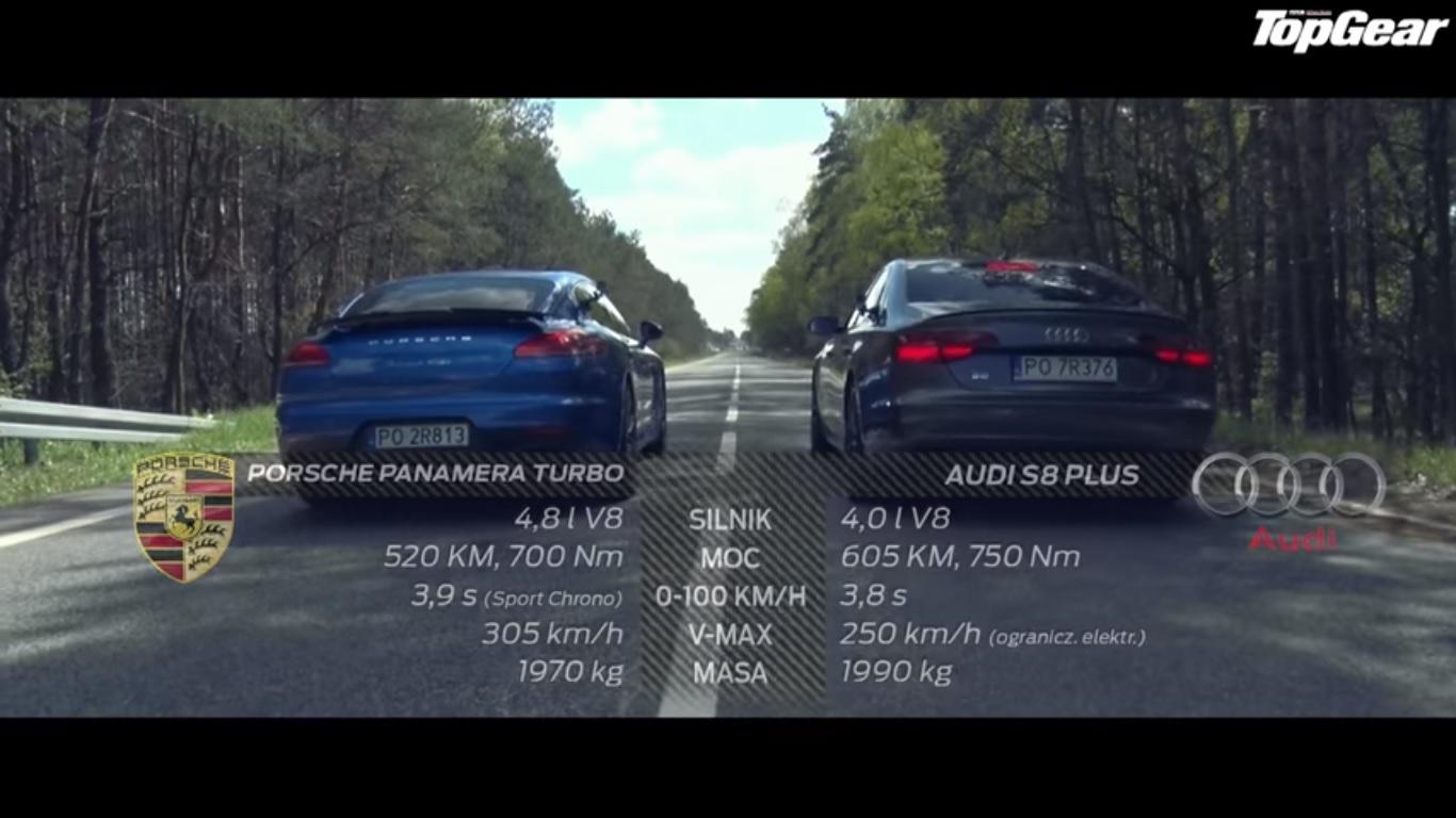 Audi S8 Plus je jedan od najmoćnijih velikih automobila svih vremena i ovdje je to dokazao