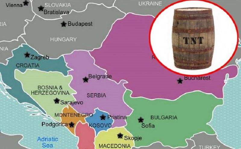 Definitivno jedna od najboljih definicija riječi Balkan!