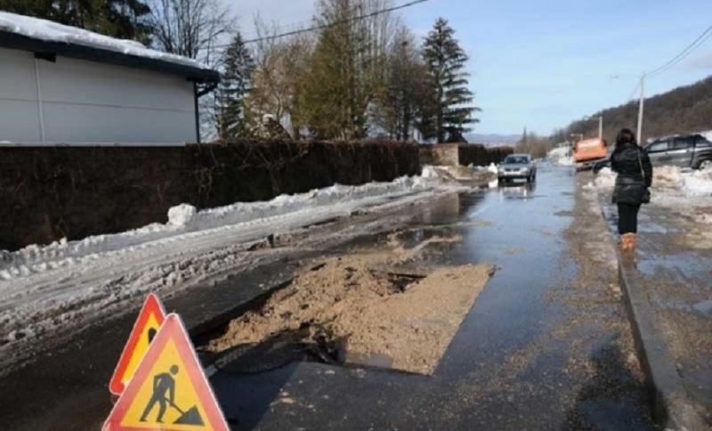 Banja Luka: Ponovo se asfaltira prošle godine otvorena cesta